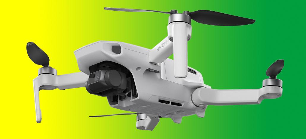 Mavici Mini droon nõuab samasugust homologeerimist nagu Brasiilias rohkem mõtlevad droonid