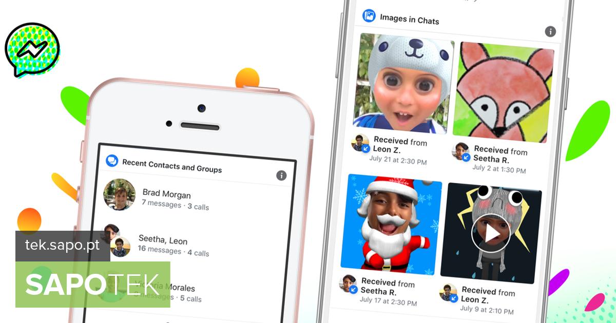 Messenger Kidsil on uus funktsioon - anda vanematele rohkem kontrolli - rakendus