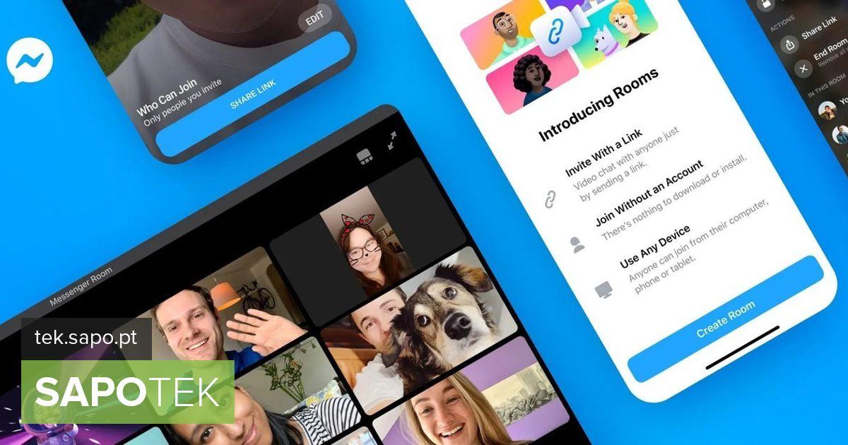 Messengeri tuba: virtuaalsed koosolekuruumid kuni 50 osalejale on nüüd saadaval kogu maailmas - Internetis