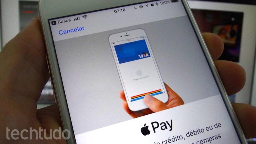 Apple Pay võimaldab lisaks rakenduses piletite ja lennupiletite salvestamisele registreerida mitu kaarti. Foto: Reproduo / Helito Beggiora
