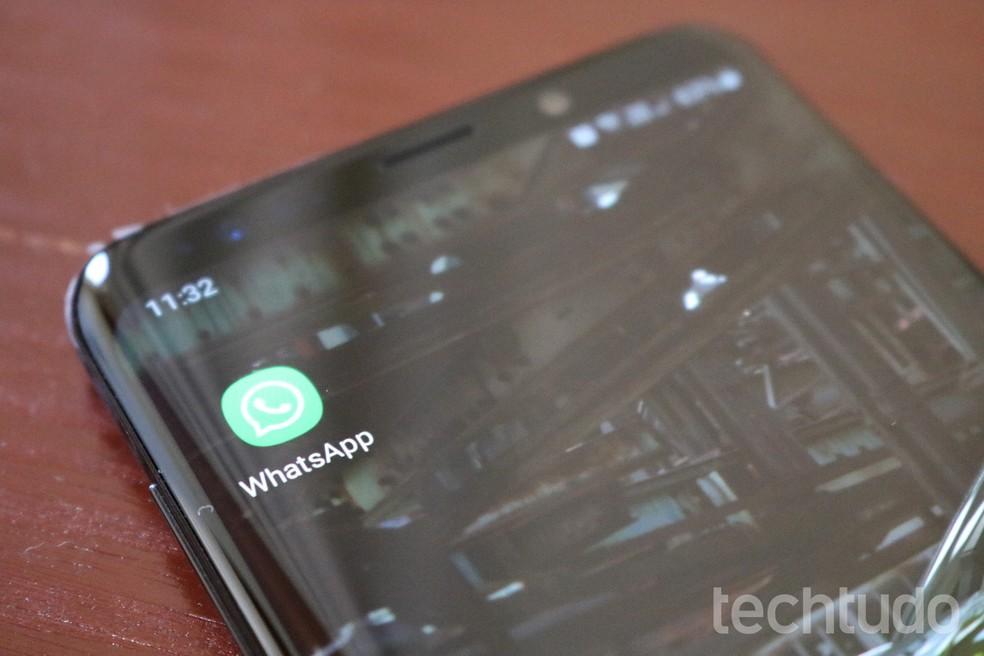 2019. aastal on seadme kaamera WhatsApi kaudu nuhkvara tõttu haavatav Foto: Filipe Garrett / TechTudo