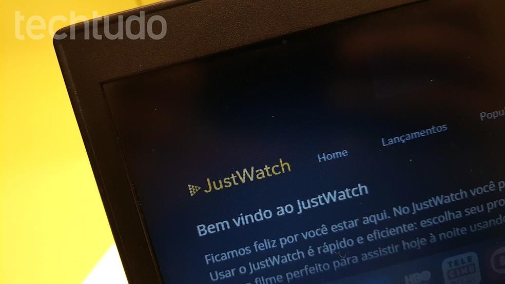 JustWatch võimaldab teil filme ja sarju otsida Prime Video Photo kataloogist: Paulo Alves / TechTudo