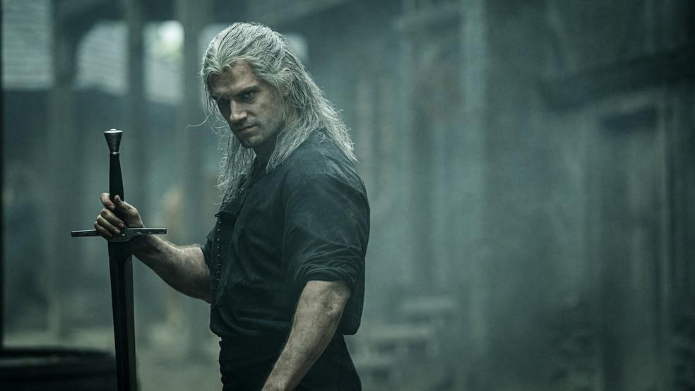 Srie The Witcher jõuab Netflixisse detsembris Foto: Divulgao / Netflix