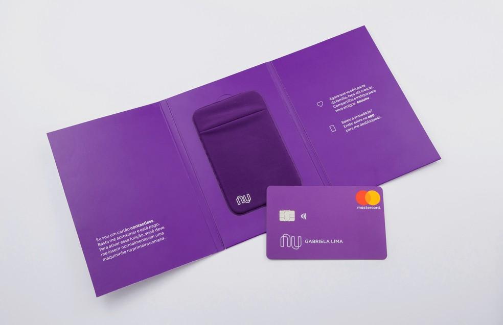 Nubank pakub krediitkaarte
