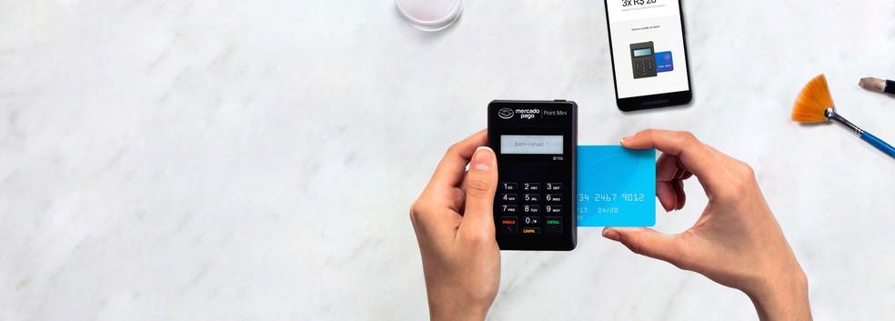 Mercado Pagol on oma müügiautomaat kaupluste omanikele ja vabakutselistele Foto: Divulgao / Mercado Pago