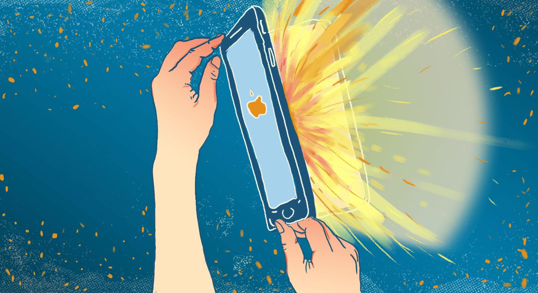 Osa iOS 9 lähtekoodist lekitatakse praktikantide poolt - ja Apple juba teab!