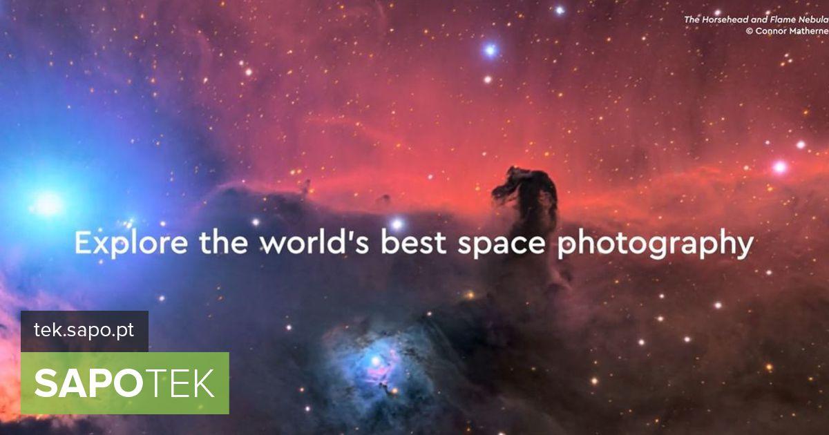 Otsitud kosmose kõige ilusam ja silmapaistvam maastik - sait täna