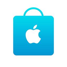 Apple Store'i rakenduse ikoon