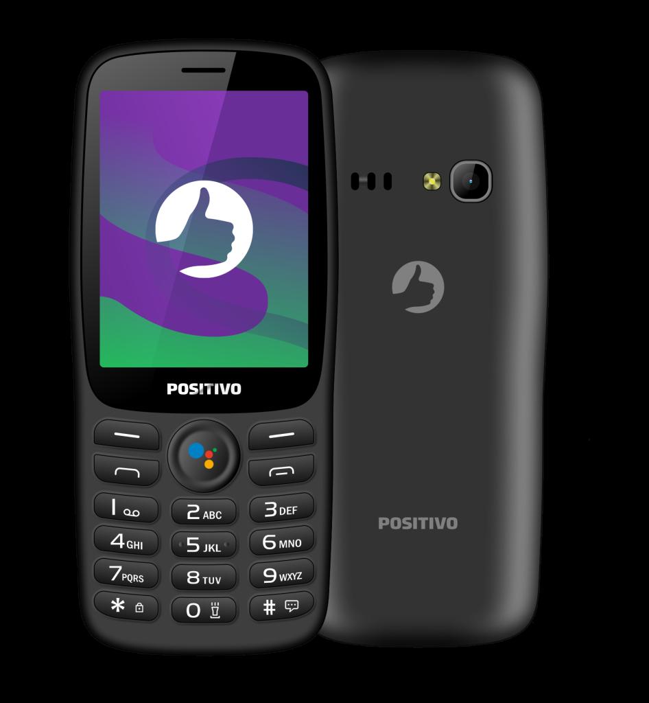 P70S Positivo, esimene nutitelefon Brasiilias.