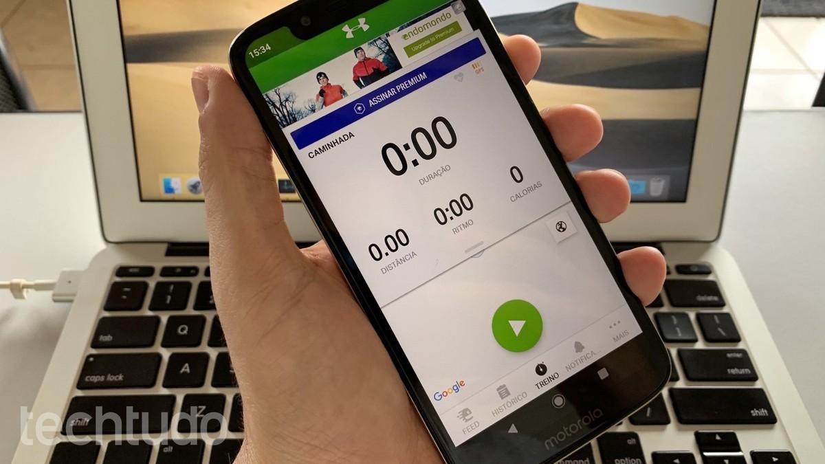 Rakendus töötab: kuidas kasutada mobiiltelefoni Endomondo.   Tootlikkus