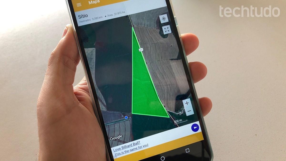 Rakendused kauguse ja pindala mõõtmiseks: vaadake, kuidas Androidis rakendusi kasutada Tootlikkus