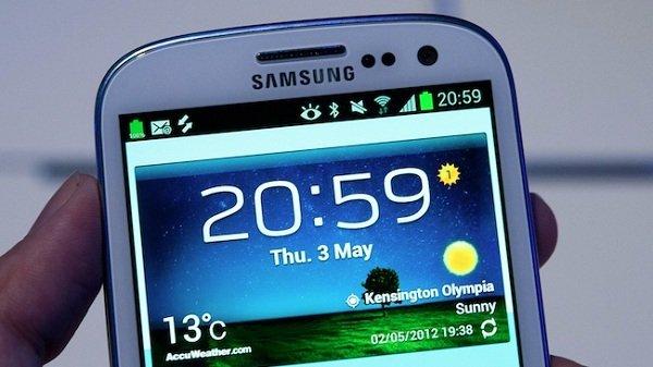 Samsung Galaxy S3 uus pakett