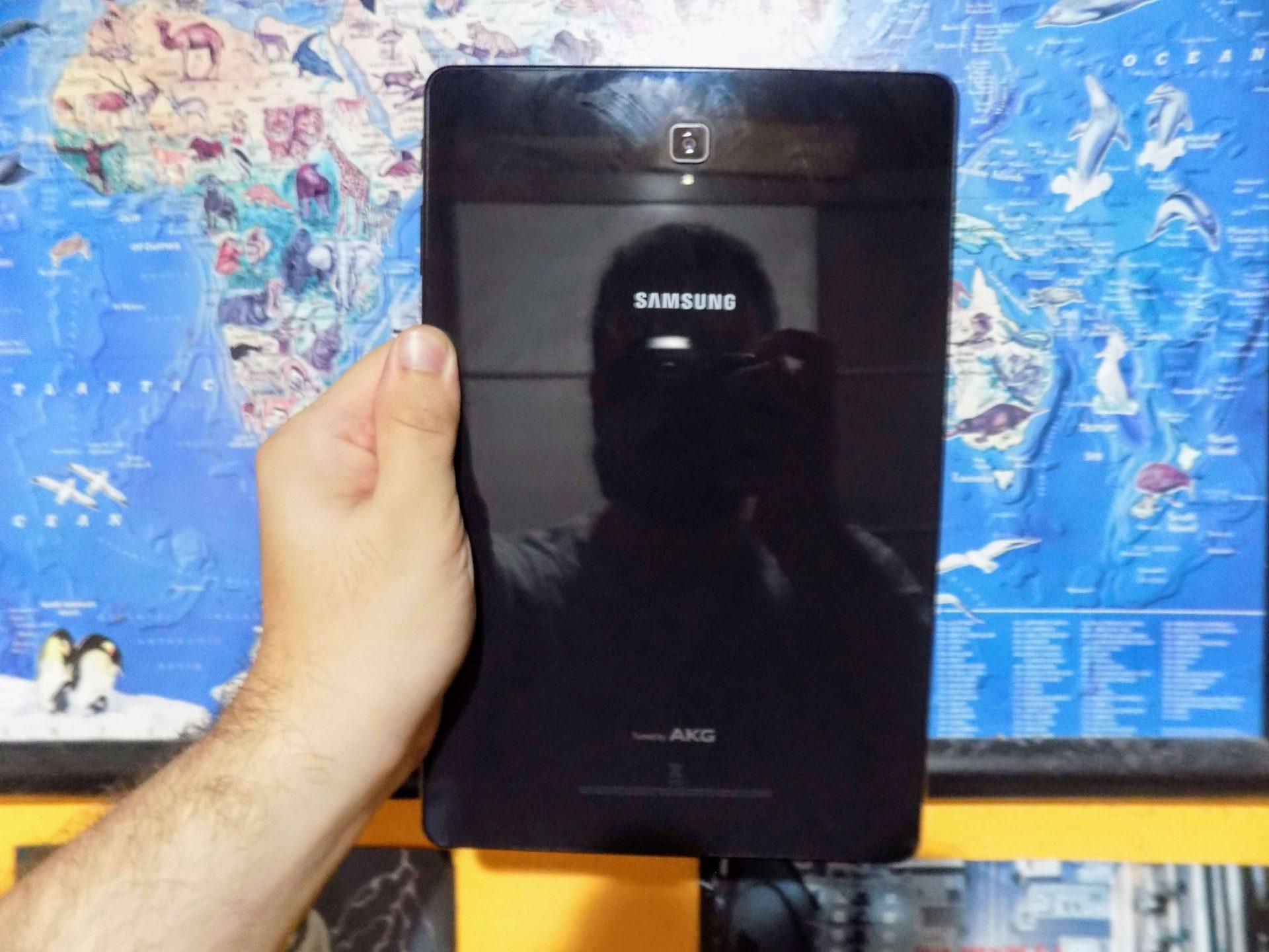 Samsung Galaxy Tab S4, võimas tahvelarvuti kõikidel puhkudel