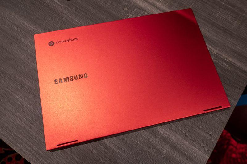 Samsung Galaxy Chromebook on võimsaim Chromebook, mis eales tehtud.