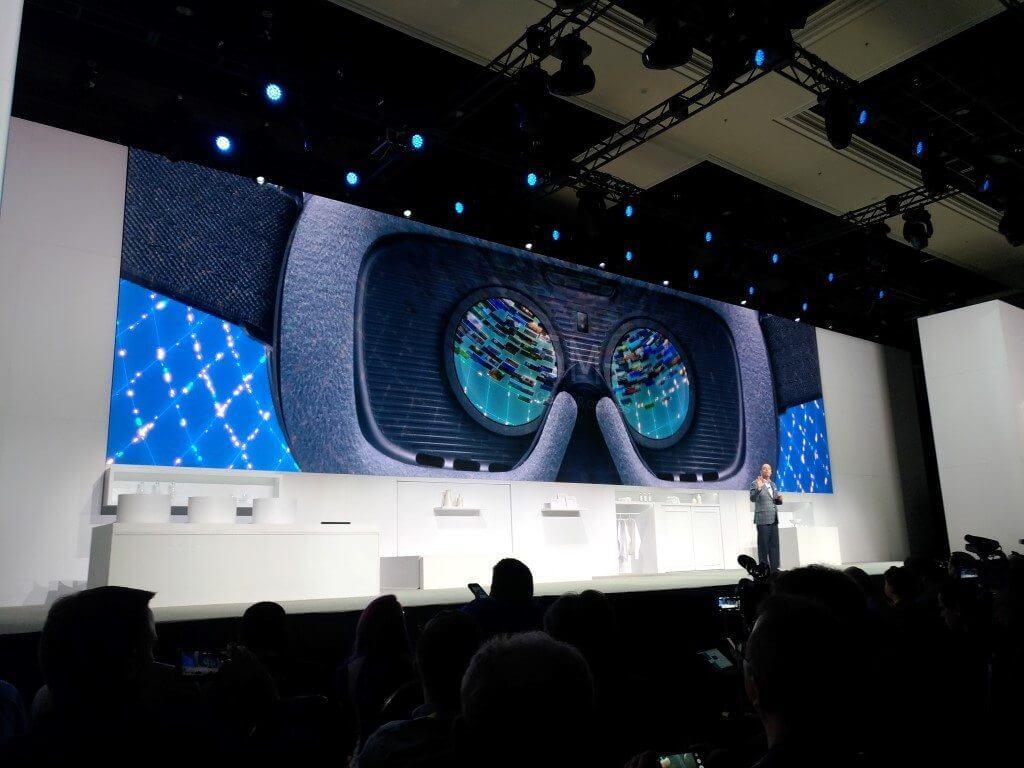 Samsung kuulutas oma tooteportfelli välja CES 2017