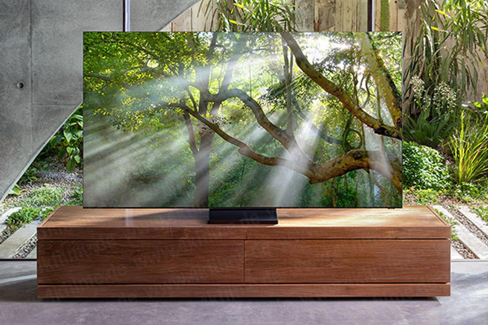 Samsung kuulutas välja 8K piiramatu teleri ja uue MicroLED-teleri