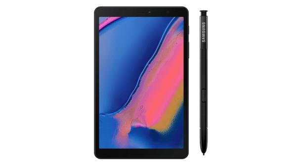 Galaxy Tab A koos S Pen-iga, mis kannab Exynose protsessorit