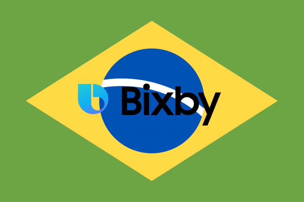 See võttis aega, kuid Bixby käivitati lõpuks Brasiilias portugali keeles