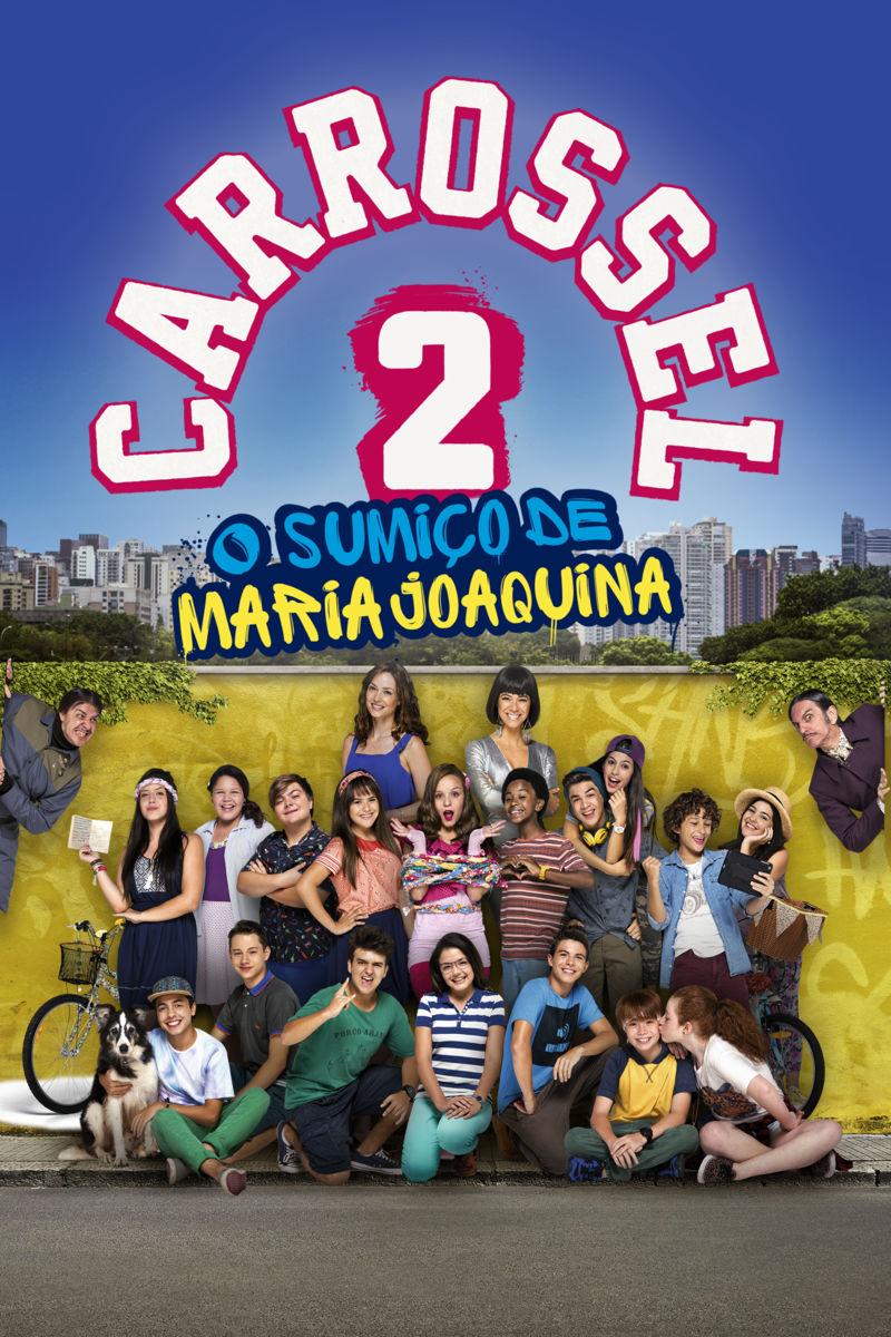 """Selle nädala film: Osta """"Karussell 2: O Sumiço de Maria Joaquina"""" koos Larissa Manoelaga 3 USA dollariga!"""