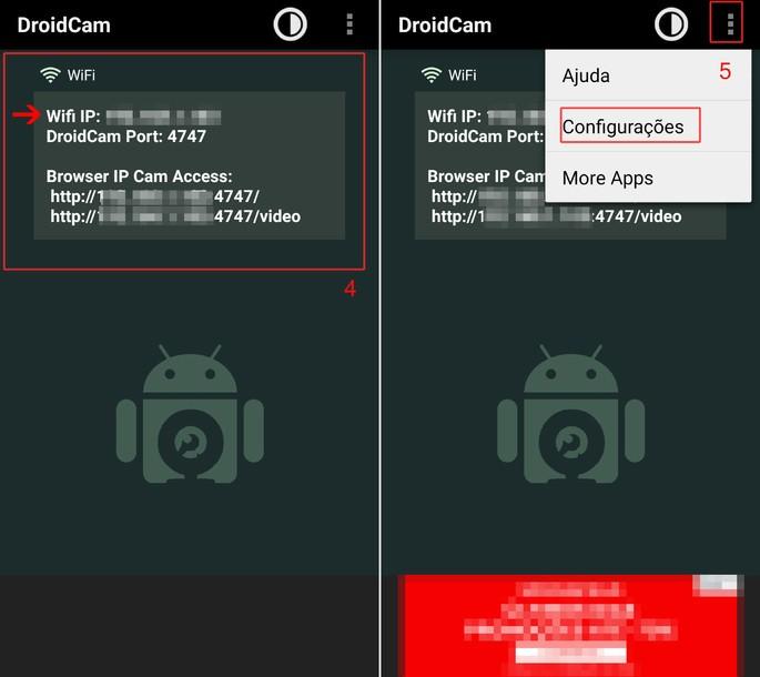 Kasutage veebikaamerana mobiiltelefoni