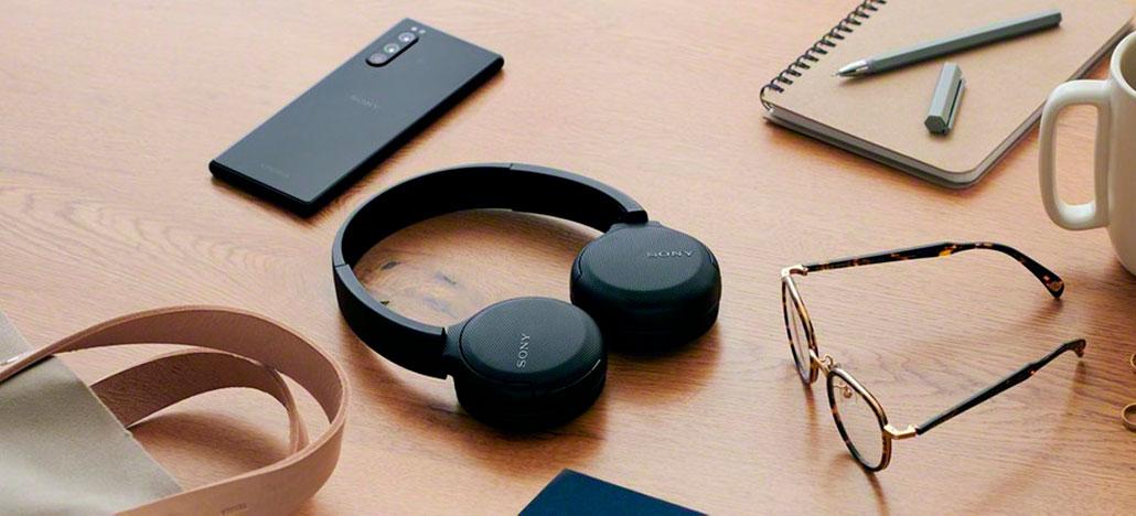Sony lana Brasiilias uued WH-CH510 juhtmevabad kõrvaklapid akudega kuni 35 tundi