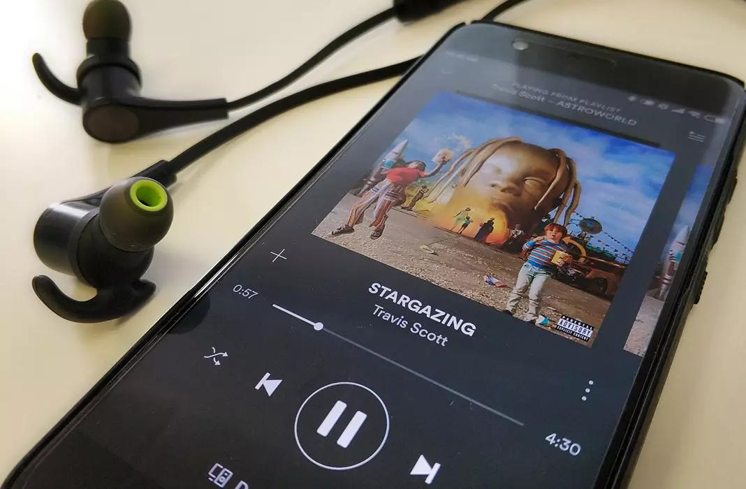 Spotify parim kasutamine Androidis
