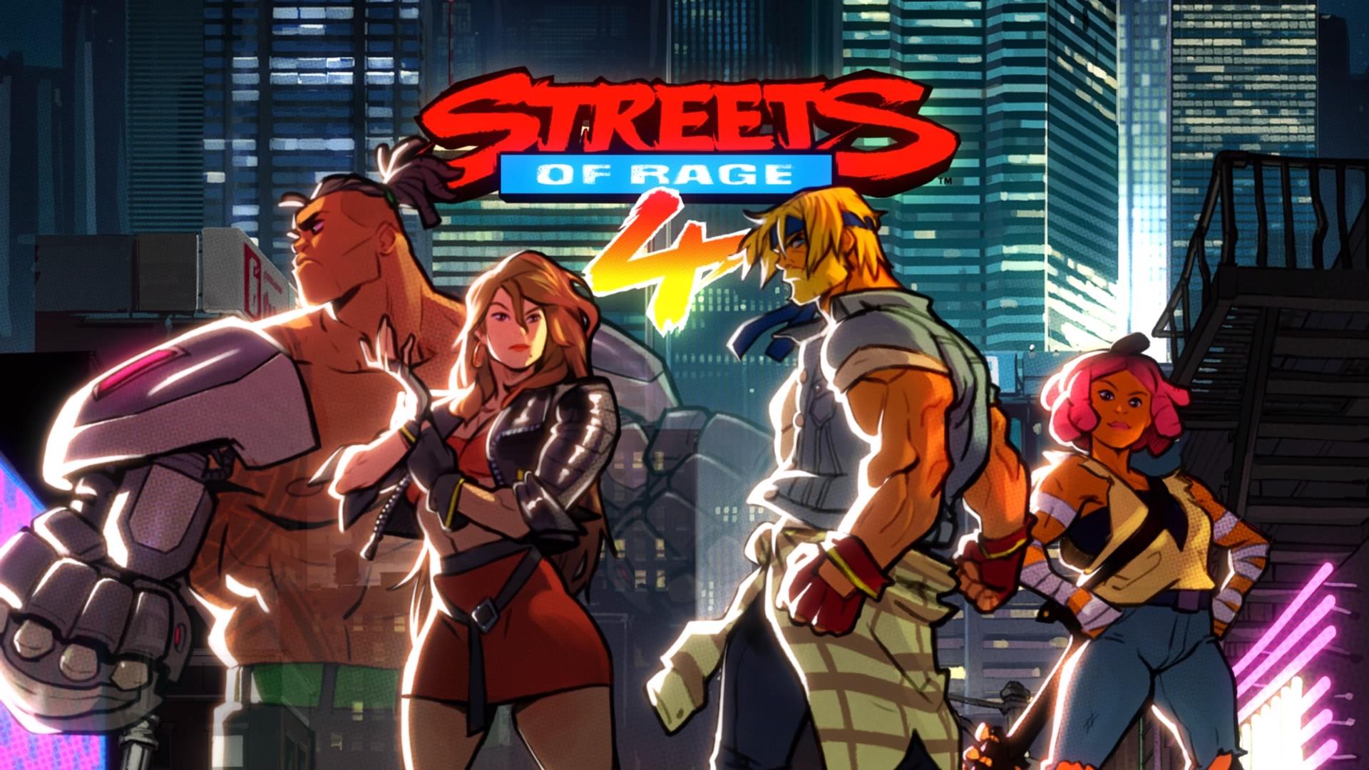 Streets of Rage 4 puhub nostalgiat nende peksmise fännide jaoks