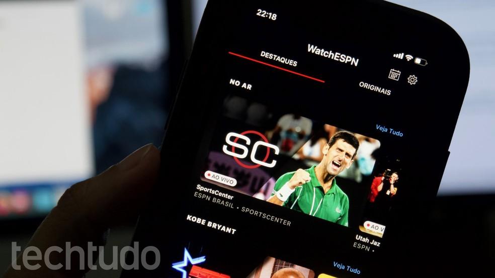 Õpetus näitab, kuidas vaadata Super Bowli veebis aadressil Watch ESPN Foto: Marvin Costa / Tech