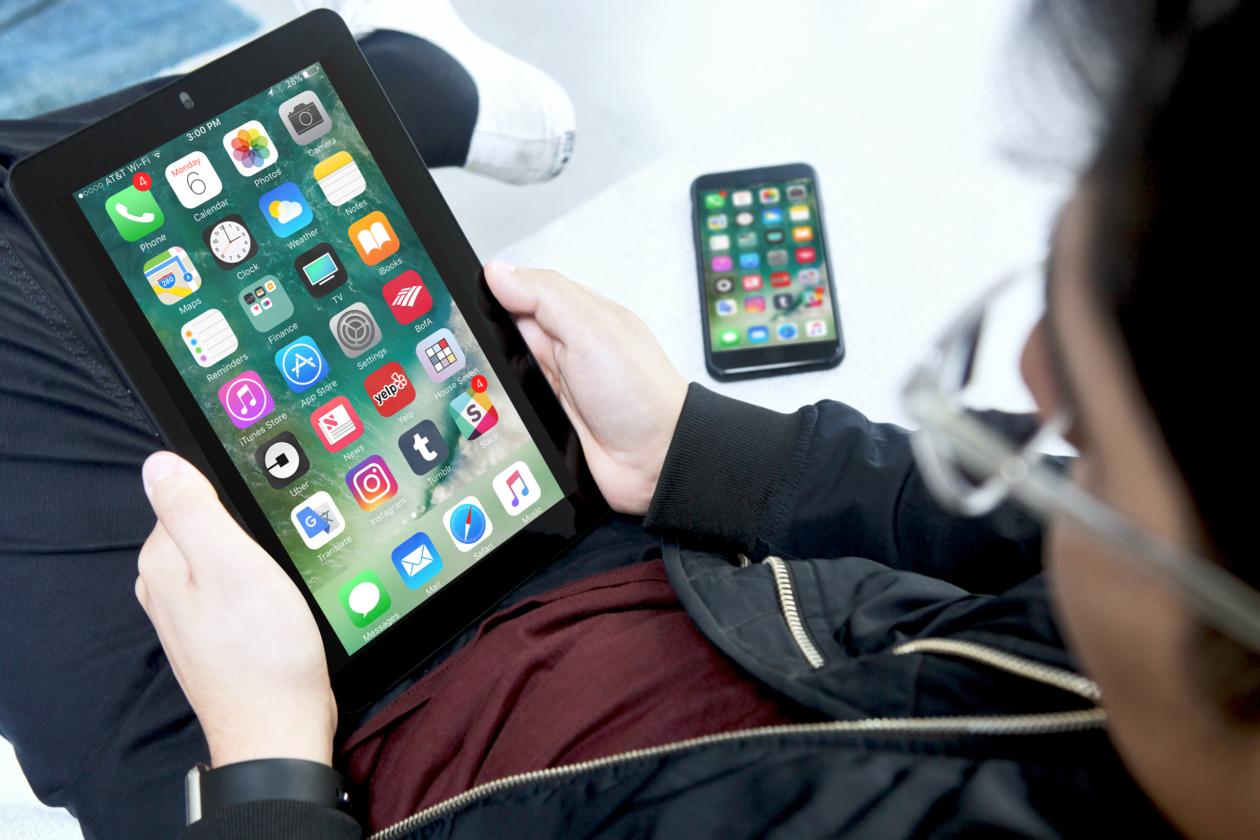 Superscreen lubab muuta teie iPhone'i (või muu nutitelefoni) koheselt tahvelarvutiks