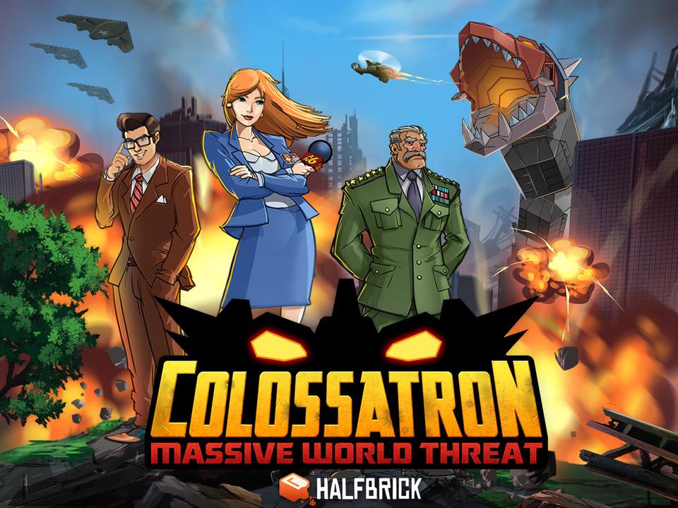 Tänane pakkumine App Store'is: Colossatron: Massive World Threats, iCalculaFrete, Screen Record Studio ja palju muud!