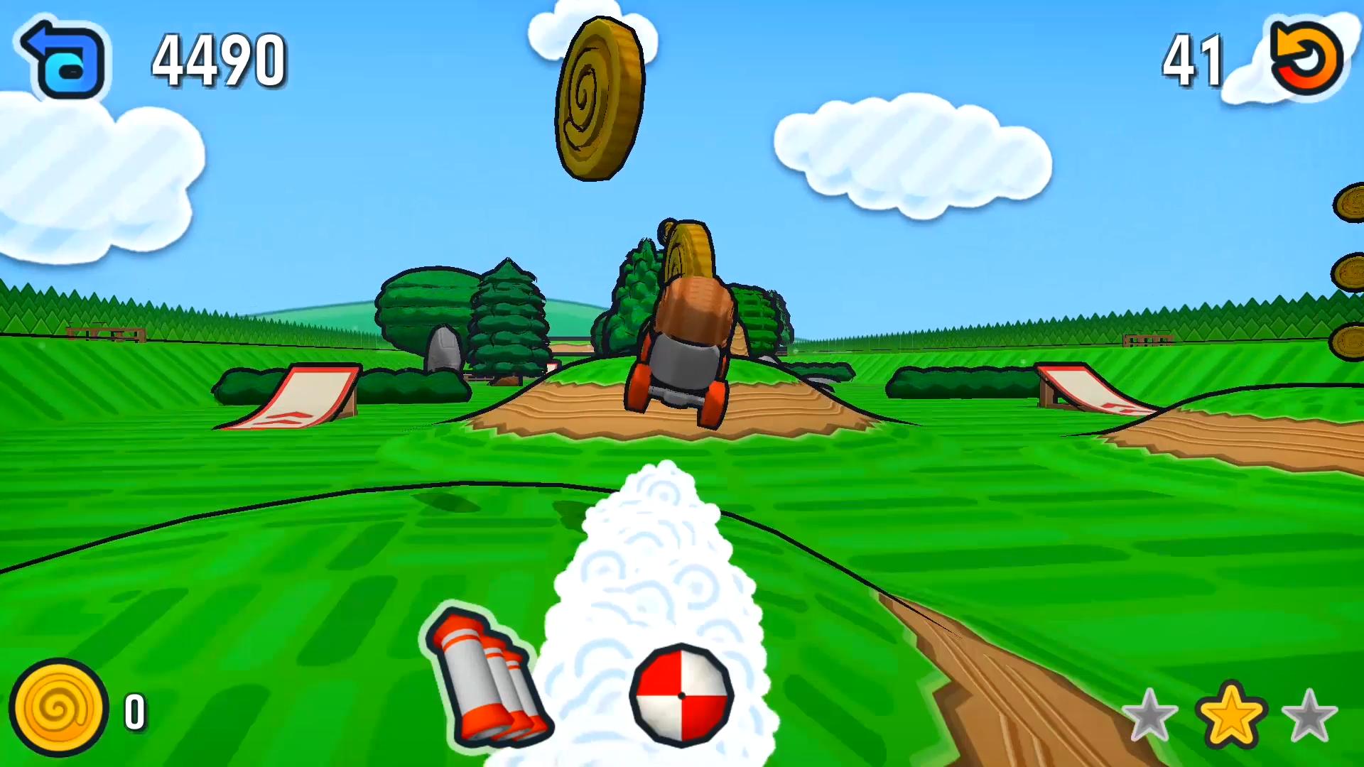 Tänane pakkumine App Store'is: Escargot Kart, Glucose Buddy + diabeedi jaoks, nupp ja palju muud!