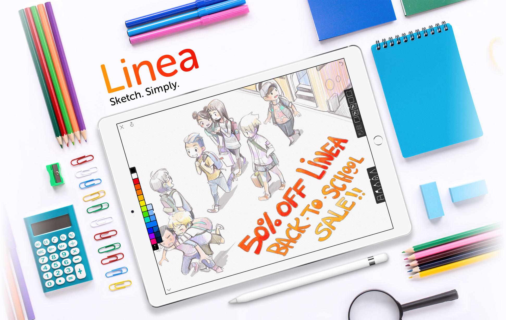 Tänane pakkumine App Store'is: Linea, Earth 3D, Tweetbot ja palju muud!