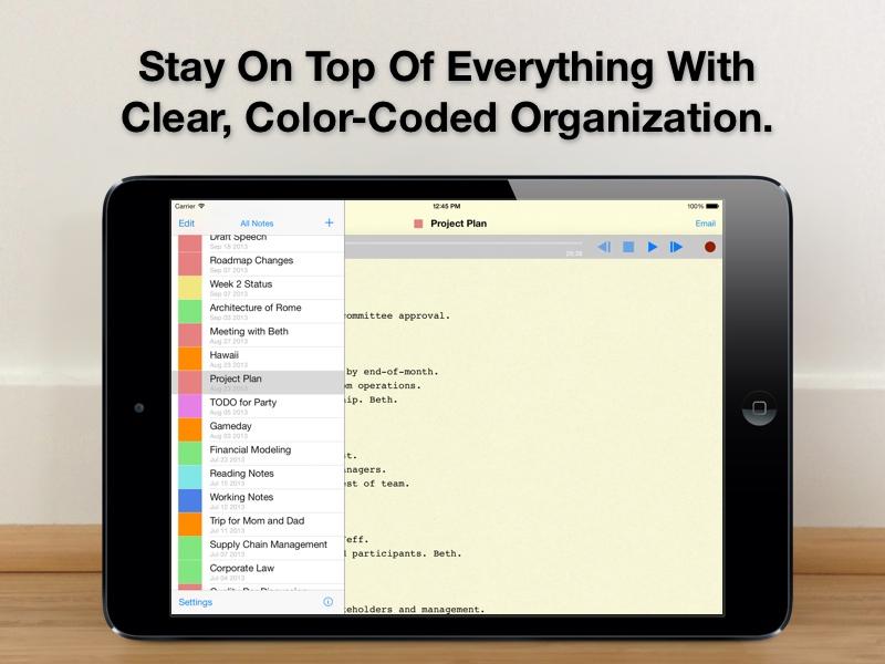 Tänane pakkumine App Store'is: Notebook Audio, MAVIS, Super Denoising ja palju muud!