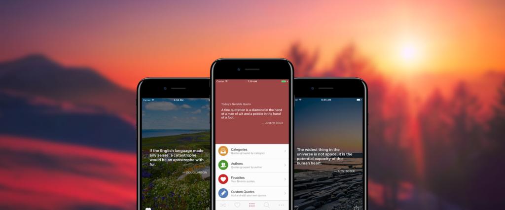 Tänane pakkumine App Store'is: juhtivad tsitaadid, miks just super! Jõudu lugeda, PDF-fotoalbumeid ja palju muud!