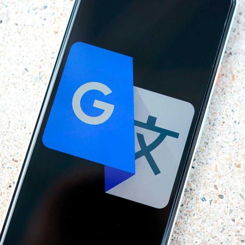 Tõlkige Google'i tõlke kaameraga rohkem kui 100 keelt