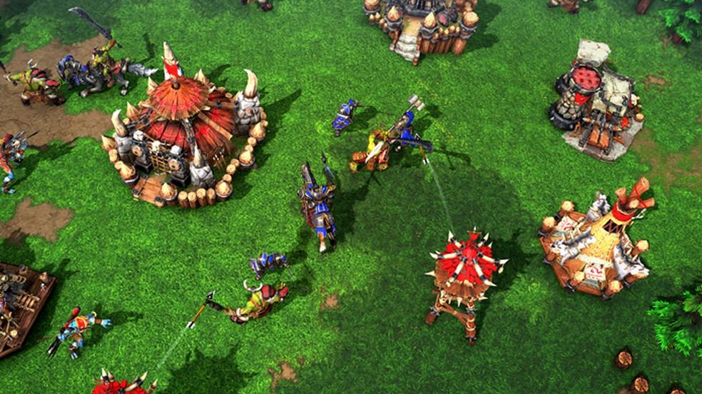Warcraft III: Reforged toob nüüd paremini mängu