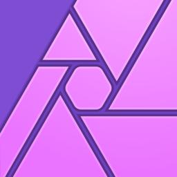 Affinity fotorakenduse ikoon