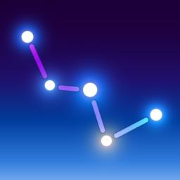 Sky Guide'i rakenduse ikoon