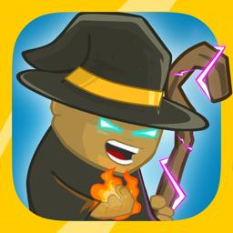 BattleMage'i rakenduse ikoon