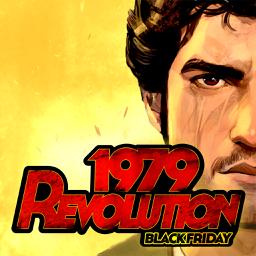 1979. aasta revolutsioon: kinemaatilise seiklusmängu ikoon