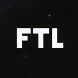 FTL-i rakenduse ikoon: kiirem kui valgus