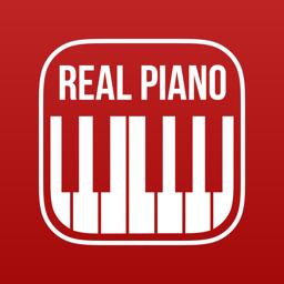 Päris klaveri rakenduse ikoon