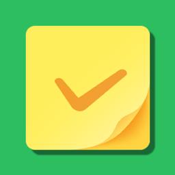 Tähtis - märkmete ja meeldetuletuste rakenduse ikoon