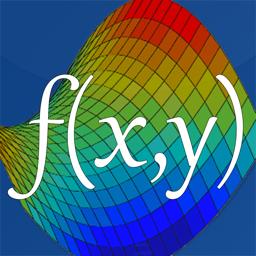 Visual Math 4D rakenduse ikoon