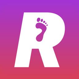 RunCadence mobiilirakenduse ikoon