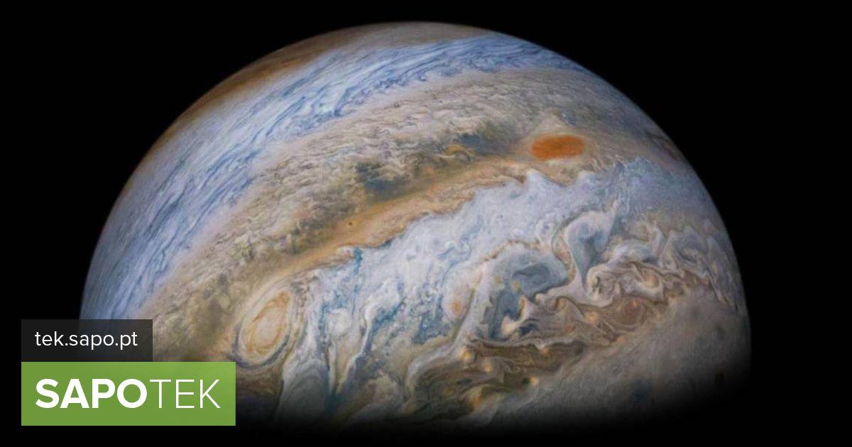 Teadlased registreerivad Jupiteri - Teaduse õhkkonnas kõigi aegade kõige detailsemad pildid