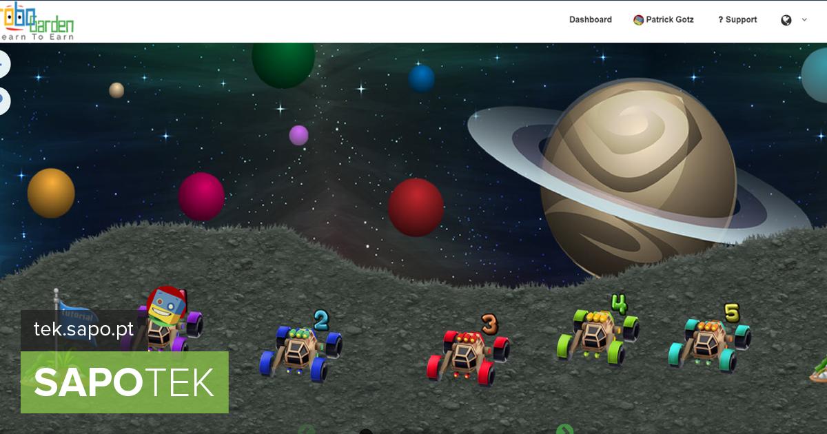 Teckies pakub Portugali koolidele veebipõhiseid programmeerimistunde - Internetti