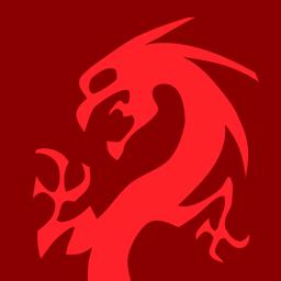 Tsuro - mänguraja rakenduse ikoon