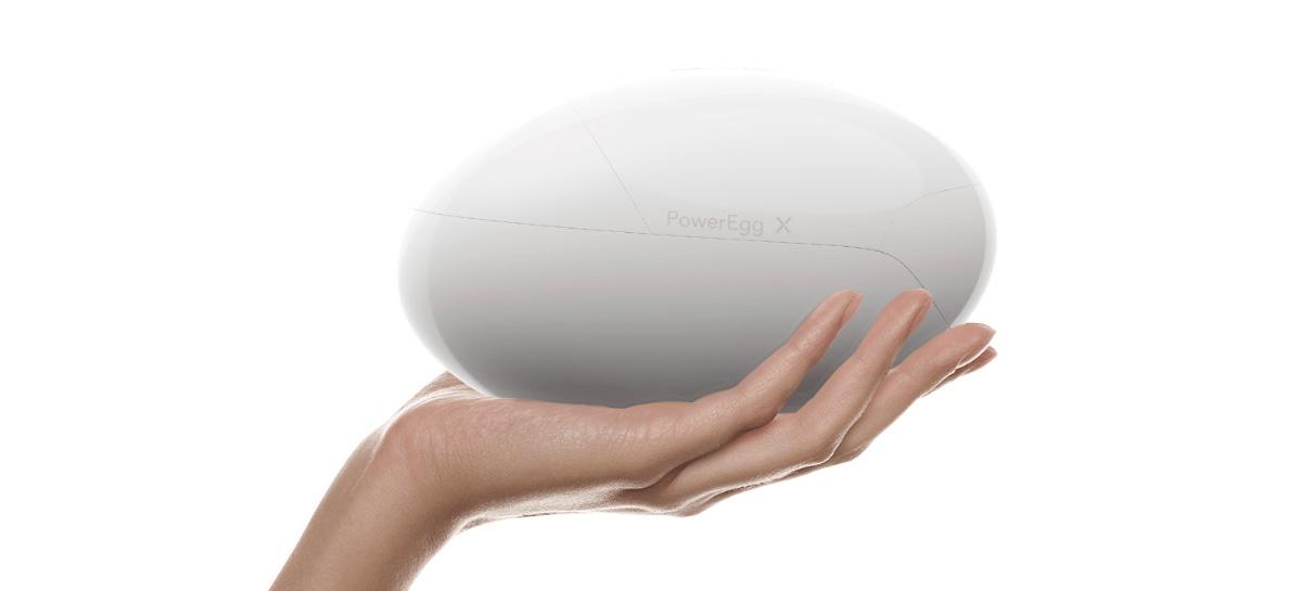 Tutvuge PowerEgg X-iga - hämmastav kaamera, mis muutub drooniks, mis lendab isegi vihma korral
