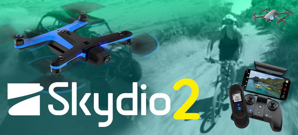 Tutvuge Skydio 2 drooni kõigega, mis on DJI Mavici mudeli tugev pretendent